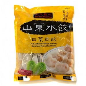 天天水饺 白菜肉饺