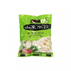 天天水饺 韭菜三鲜饺