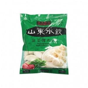 天天水饺 韭菜肉饺