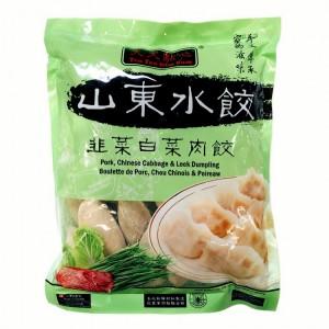 天天水饺 韭菜白菜肉饺