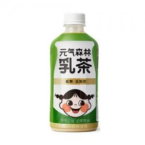 元气森林乳茶 茉香奶绿 480ml