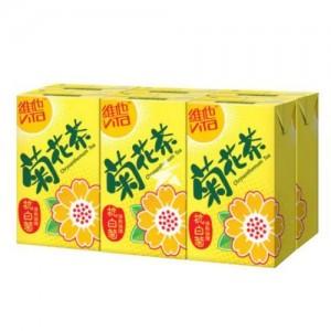 维他奶 菊花茶 250ml*6