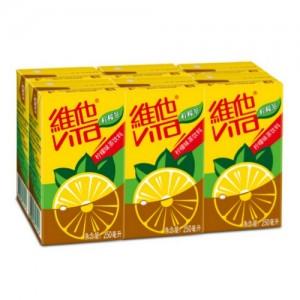 维他奶 柠檬茶 250ml*6
