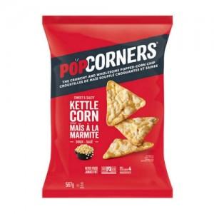 POPCORNERS噗噗脆玉米片 原味