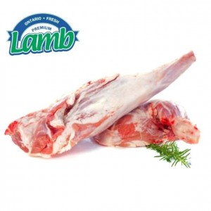 Ontario Lamb 羔羊羊腿 特价:$9.99/磅;原价$11.99/磅