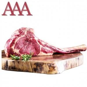 AAA级战斧牛排 约4磅-19.99/磅(称重计价)