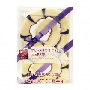 Happy Clover 日本瑞士卷-理石纹牛油蛋糕