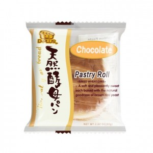 D-PLUS 日本天然酵母面包 巧克力味