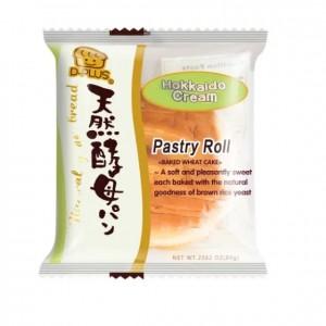 D-PLUS 日本天然酵母面包 北海道奶油味
