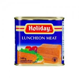 假日午餐肉 340g