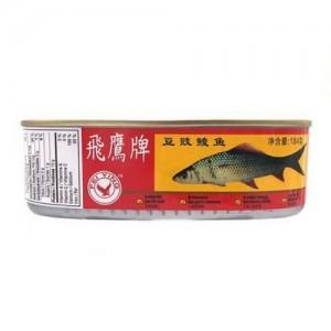 飞鹰牌豆豉鲮鱼