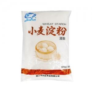 白鲨 小麦淀粉 澄面 500g