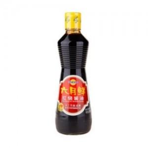 六月鲜 上海红烧酱油