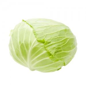 高丽菜 圆白菜 1个