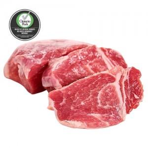 全自然猪梅头肉 无骨3-3.3磅