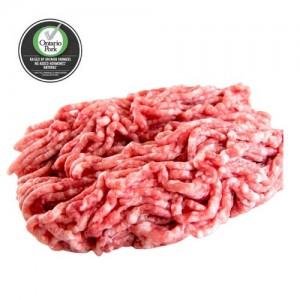 全自然猪肉馅 猪肉碎 每份约2磅