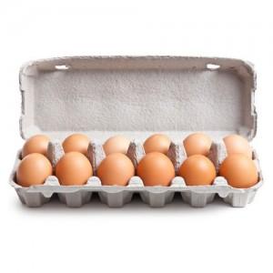 农场直供新鲜鸡蛋(打)
