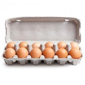 农场直供新鲜鸡蛋(15打)