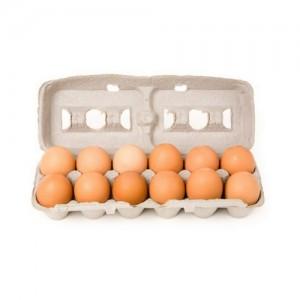 jumbo size 农场新鲜鸡蛋 12个/打
