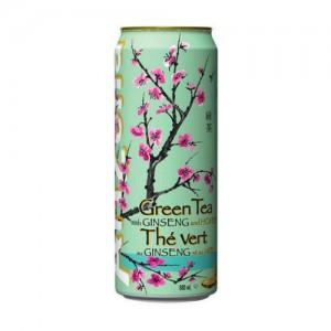 Arizona亚利桑那冰茶 绿茶口味 1罐680ml